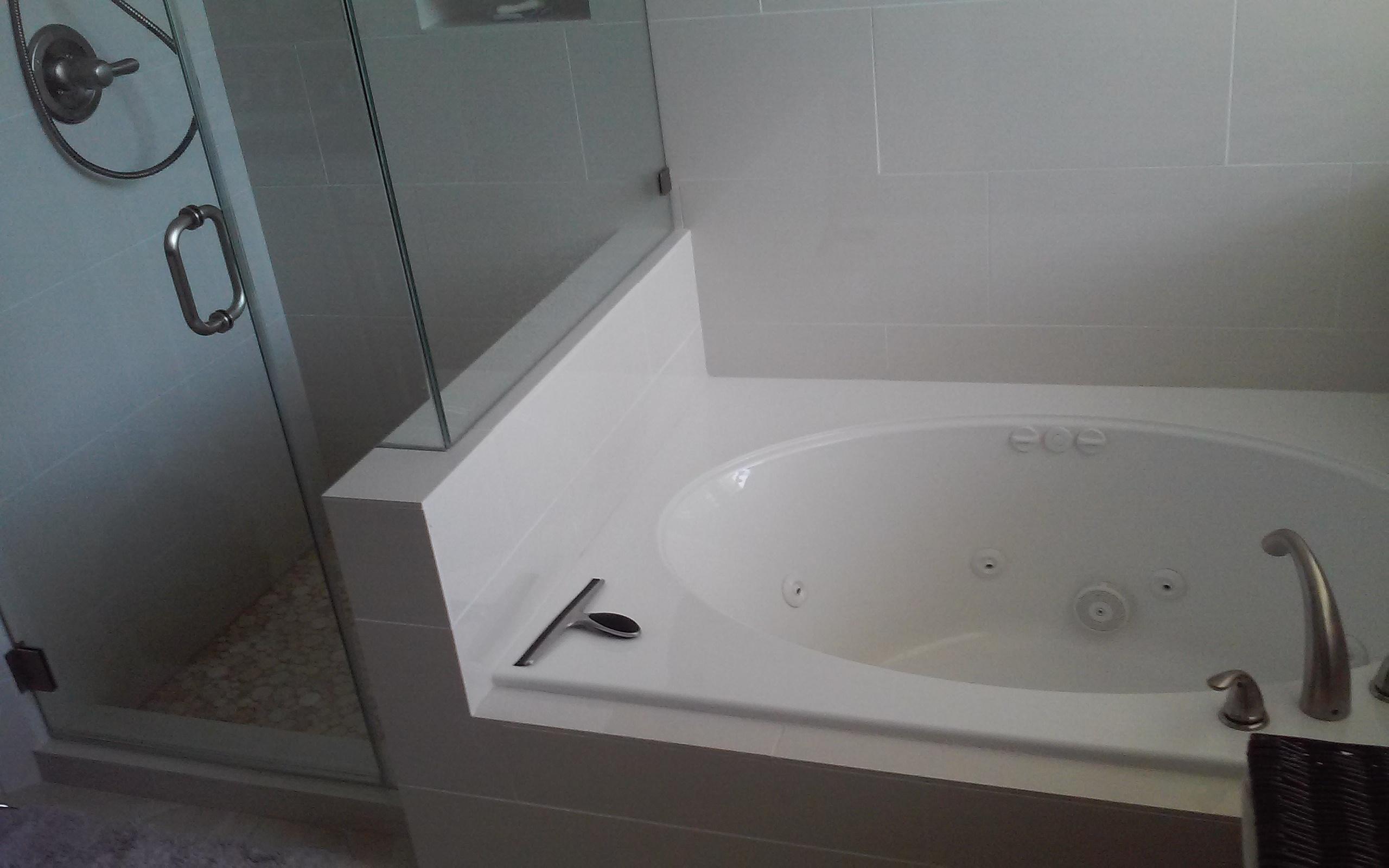 Master Bath Remodel In Houston