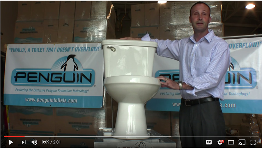 What Is an Anti-Overflow Toilet?