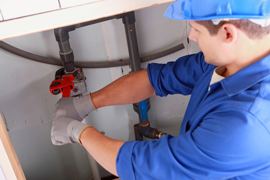 Leak Detection Plumber