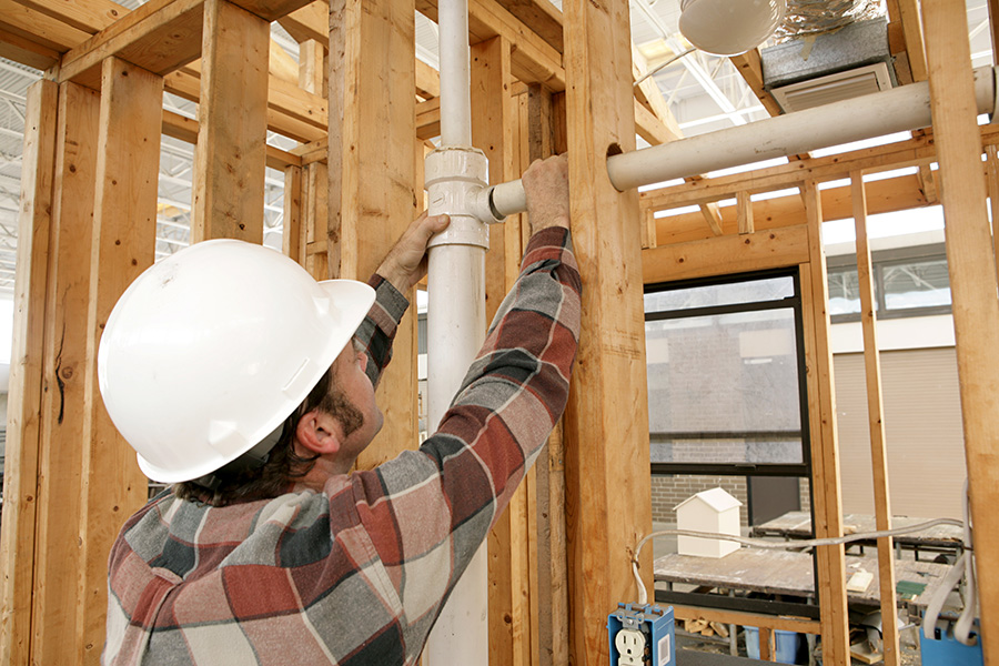 New Construction - Home Remodel Plumber
