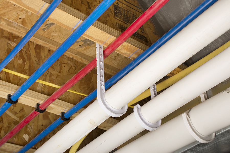 Repping - Pex Pipe Replacement Plumber